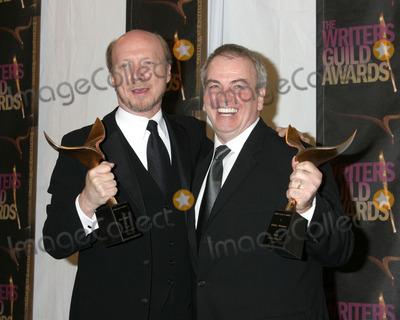 Bobby Moresco Photo - Paul HaggisBobby MorescoWriters Guild Awards 2006Hollywood PalladiumLos Angeles CAFebruary 4 2006