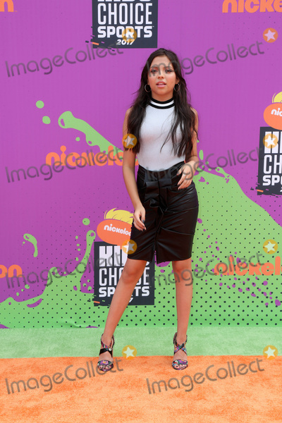 Cree Cicchino Photo - LOS ANGELES - July 13  Cree Cicchino at the Nickelodeon Kids Choice Sports Awards 2017 at the Pauley Pavilion on July 13 2017 in Westwood CA
