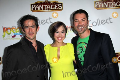 Ace Young Photo - LOS ANGELES - JUN 4  Andy Blankenbueler Diana DeGarmo Ace Young at the Joseph And The Amazing Technicolor Dreamcoat Opening at Pantages Theater on June 4 2014 in Los Angeles CA