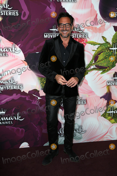 Lawrence Zarian Photo - LOS ANGELES - JAN 13  Lawrence Zarian at the Hallmark Channel and Hallmark Movies and Mysteries Winter 2018 TCA Event at the Tournament House on January 13 2018 in Pasadena CA
