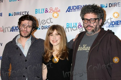 Adam Brody Photo - LOS ANGELES - FEB 25  Adam Brody Lisa Joyce Neil LaBute at the Billy  Billie Premiere Screening of DirecTVs Series at  The Lot on February 25 2015 in Los Angeles CA