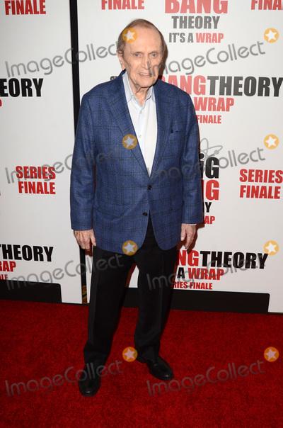 Bob Newhart Photo - LOS ANGELES - MAY 1  Bob Newhart at the The Big Bang Theory Series Finale Party at the Langham Huntington Hotel on May 1 2019 in Pasadena CA