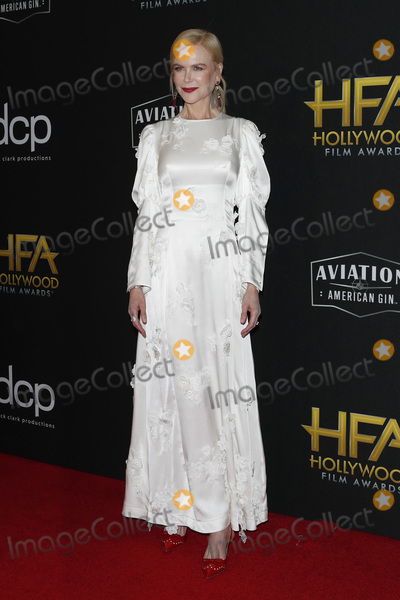 Nicole Kidman Photo - LOS ANGELES - NOV 3  Nicole Kidman at the Hollywood Film Awards at the Beverly Hilton Hotel on November 3 2019 in Beverly Hills CA