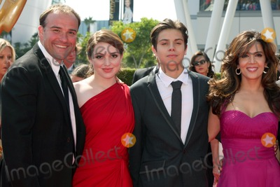Jake T Austin Photo - LOS ANGELES - SEP 10  David DeLuise Jennifer Stone Jake T Austin Maria Canals-Barrera arriving at the Celebration of LA ARTS MONTH at Calvin Klein Store on September 10 2011 in Los Angeles CA
