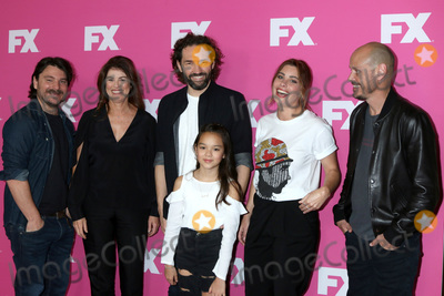 Justin Rosniak Photo - LOS ANGELES - AUG 6  Justin Rosniak Michele Bennett Nash Edgerton Chika Yasumura Brooke Satchwell Scott Ryan at the FX Networks Starwalk at Summer 2019 TCA at the Beverly Hilton Hotel on August 6 2019 in Beverly Hills CA