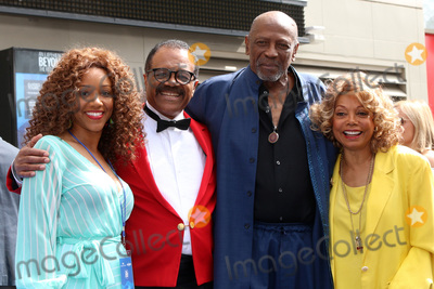 Chrystee Pharris Photo - LOS ANGELES - MAY 10  Chrystee Pharris Ted Lange Lou Gossett Jr Florence LaRue at the Princess Cruises Receive Honorary Star Plaque as Friend of the Hollywood Walk Of Fame at Dolby Theater on May 10 2018 in Los Angeles CA