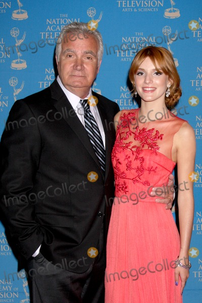Bella Thorne Photo - LOS ANGELES - JUN 17  John McCook Bella Thorne arrives at the 2012 Daytime Creative Emmy Awards at Westin Bonaventure Hotel on June 17 2012 in Los Angeles CA