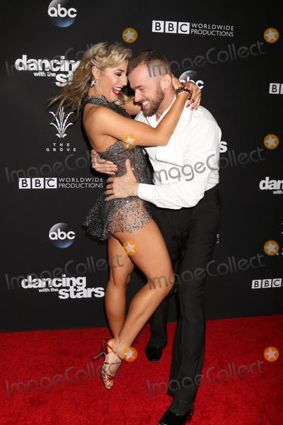 Artem Chigvintsev Photo - LOS ANGELES - NOV 22  Emma Slater Artem Chigvintsev at the Dancing With The Stars Live Finale at The Grove on November 22 2016 in Los Angeles CA