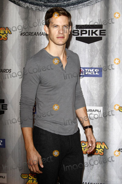 Bryce Johnson Photo - LOS ANGELES - OCT 15  Bryce Johnson at the Scream Awards 2011 at the Universal Studios on October 15 2011 in Los Angeles CA