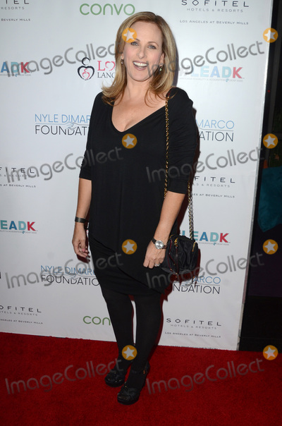 Marlee Matlin Photo - LOS ANGELES - NOV 30  Marlee Matlin at the Nyle DiMarco Foundation Love  Language Kickoff Campaign 2016 at Sofitel Hotel on November 30 2016 in Beverly Hills CA