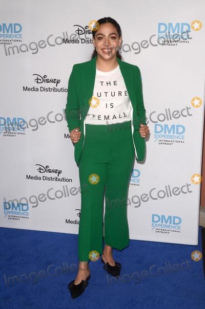 Allegra Acosta Photo - LOS ANGELES - MAY 20  Allegra Acosta at the Disney ABC International Upfront at the Walt Disney Studios on May 20 2018 in Burbank CA