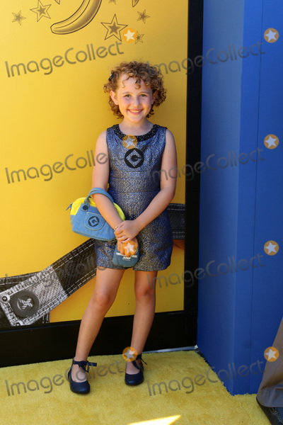 Nev Scharrel Photo - LOS ANGELES - JUN 24  Nev Scharrel at the Despicable Me 3 Premiere at the Shrine Auditorium on June 24 2017 in Los Angeles CA