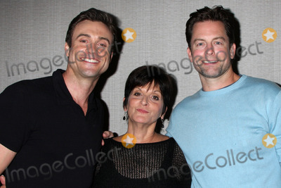 Michael Muhney Photo - LOS ANGELES - AUG 24  Daniel Goddard Jill Farren Phelps Michael Muhney at the Young  Restless Fan Club Dinner at the Universal Sheraton Hotel on August 24 2013 in Los Angeles CA
