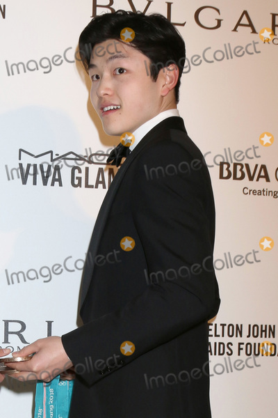 Alex Shibutani Photo - LOS ANGELES - MAR 4  Alex Shibutani at the 2018 Elton John AIDS Foundation Oscar Viewing Party at the West Hollywood Park on March 4 2018 in West Hollywood CA