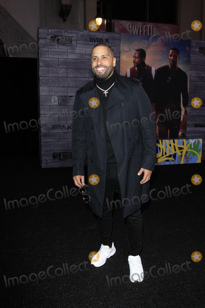 Nicky Jam Photo - LOS ANGELES - JAN 14  Nicky Jam at the Bad Boys for Life Premiere at the TCL Chinese Theater IMAX on January 14 2020 in Los Angeles CA
