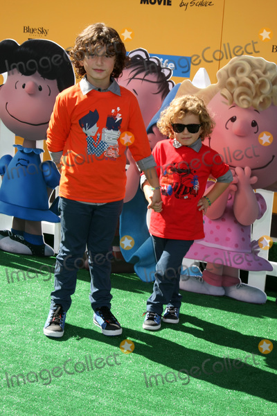 August Maturo Photo - LOS ANGELES - NOV 1  August Maturo Ocean Maturo at the The Peanuts Movie Los Angeles Premiere at the Village Theater on November 1 2015 in Westwood CA