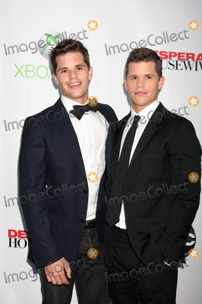 Charlie Carver Photo - LOS ANGELES - APR 29  Max Carver Charlie Carver arrives at the Desperate Housewives Wrap Party at W Hollywood Hotel on April 29 2012 in Los Angeles CA