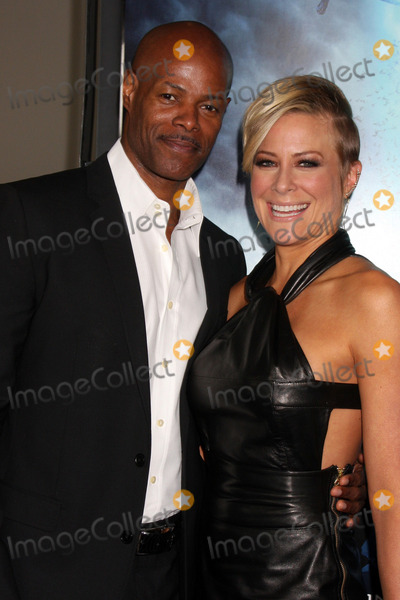 Brittany Daniel Photo - LOS ANGELES - NOV 9  Keenen Ivory Wayans Brittany Daniel arrives at the Skyline World Premiere at Regal Theaters at LA Live on November 9 2010 in Los Angeles CA