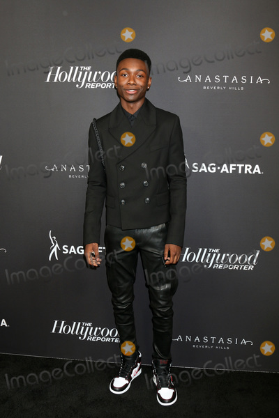 Fitch Photo - LOS ANGELES - SEP 20  Niles Fitch at the Hollywood Reporter  SAG-AFTRA 3rd Annual Emmy Nominees Night  at the Avra Beverly Hills on September 20 2019 in Beverly Hills CA