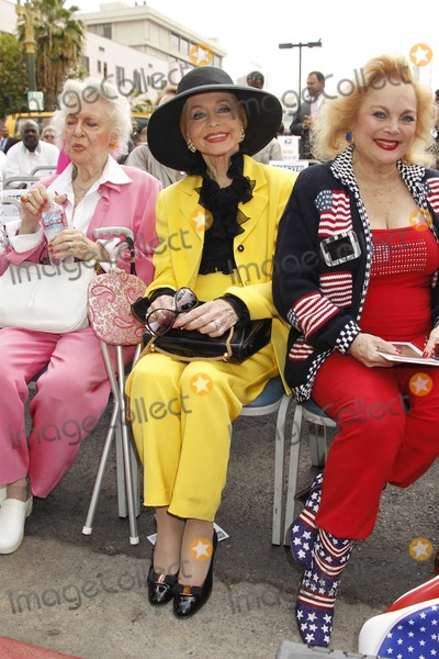 Ann Rutherford Photo - Hollywood CA 5-10-2010Ann Rutherford Anne Jeffreys Carol ConnorsJohnny Grant Post Office Dedication Hollywood Post OfficePhoto by Nick Sherwood-PHOTOlinknet