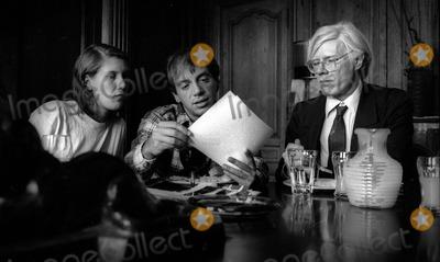 Andy Warhol Photo - Steve Rubell Andy Warhol3938JPGCelebrity Archaeology1978 FILE PHOTONew York CitySteve Rubell Andy WarholPhoto by Adam Scull-PHOTOlinknet