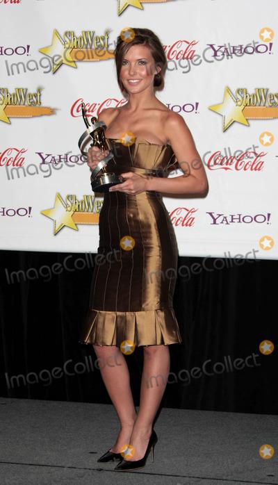 Audrina Patridge Photo - Las Vegas Nevada 4-2-2009Audrina PatridgeShowest_Las Vegas NevadaDigital photo by Nick Sherwood-PHOTOlinknet
