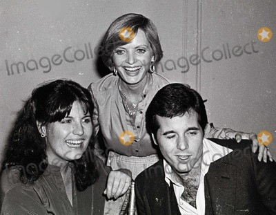 Desi Arnaz Photo - New York NY 1978 FILE PHOTODesi Arnaz Jr Florence  Henderson Lucy ArnazStudio 54Digital photo by Adam Scull-PHOTOlinknet