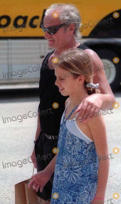 Allegra Beck Photo - Gianni Versace4418JPGCelebrity Archaeology1997 FILE PHOTOMiami Beach FLGianni Versace with niece Allegra Beck (11 years old at the time)Photo by Adam Scull-PHOTOlinknet