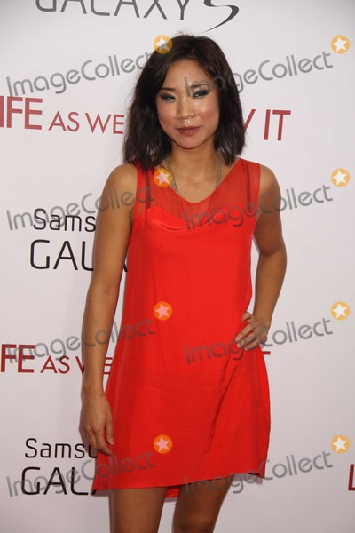 ANNE SON Photo - New York NY9-30-10Anne Son at the World Premiere of Life As We Know Itat Ziegfeld theatrePhoto By Maggie Wilson-PHOTOlinknet