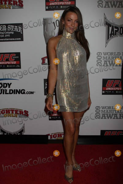 Amber Nicole Photo - Las Vegas Nevada 123009Amber NicoleFighters Only Mixed Martial Arts Awards Ceremony 2009 Held At The Joint  At Hard Rock Hotel and CasinoPhoto by KCD-PHOTOlinknet