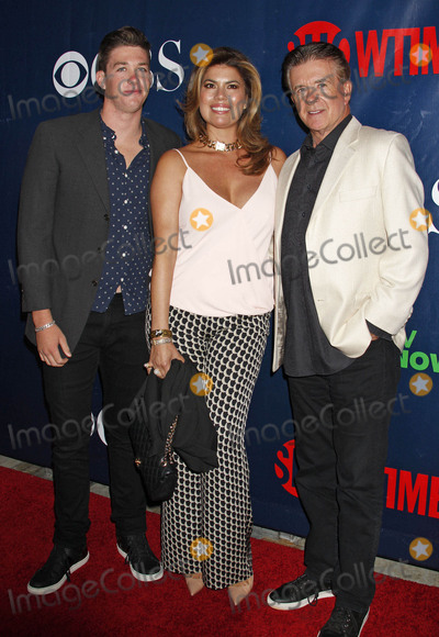 Tanya Callau Photo - Photo by REWestcomstarmaxinccomSTAR MAXCopyright 2015ALL RIGHTS RESERVEDTelephoneFax (212) 995-119681015Carter Thicke Tanya Callau and Alan Thicke at the CBS CW and Showtime Networks 2015 Summer Television Critics Association (TCA) Tour Party(West Hollywood CA)