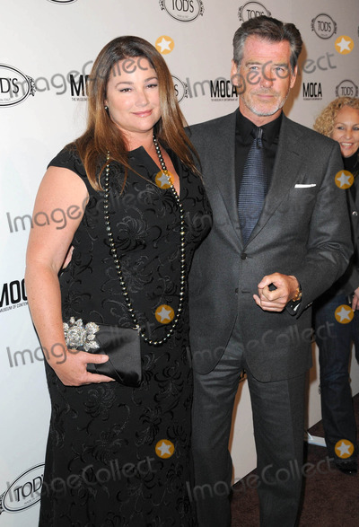 Keely Smith Photo - Photo by Quasarstarmaxinccom2010415110Pierce Brosnan and Keely Shaye Smith at the Diego Della Valle Cocktail Celebration honoring Tods Beverly Hills Boutique(Beverly Hills CA)US syndication only