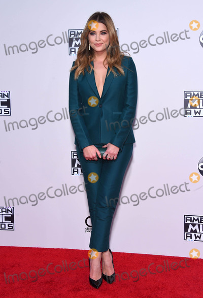 Ashley Benson Photo - Photo by KGC-11starmaxinccomSTAR MAXCopyright 2015ALL RIGHTS RESERVEDTelephoneFax (212) 995-1196112215Ashley Benson at the 2015 American Music Awards(Los Angeles CA)