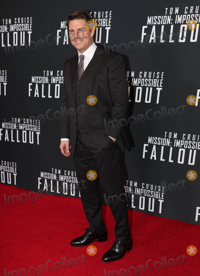Tom Cruise Photo - Photo by Juan Dela CruzstarmaxinccomSTAR MAX2018ALL RIGHTS RESERVEDTelephoneFax (212) 995-1196201872218Tom Cruise at the premiere of Mission Impossible Fallout in New York City