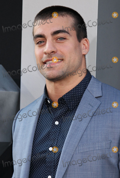 Thomas Canestraro Photo - Photo by REWestcomstarmaxinccomSTAR MAX2014ALL RIGHTS RESERVEDTelephoneFax (212) 995-119681214Thomas Canestraro at the premiere of The Expendables 3(Los Angeles CA)