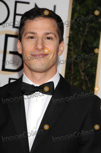 Andy Samberg Photo - Photo by GalaxystarmaxinccomSTAR MAX2016ALL RIGHTS RESERVEDTelephoneFax (212) 995-119611016Andy Samberg at The 73rd Annual Golden Globe Awards(Los Angeles CA)