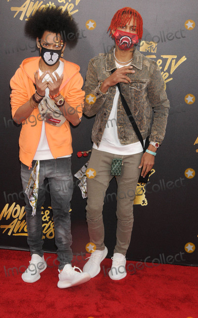Ayo Photo - Photo by GalaxystarmaxinccomSTAR MAX2017ALL RIGHTS RESERVEDTelephoneFax (212) 995-11965717Ayo Teo at The 2017 MTV Movie And TV Awards in Los Angeles CA
