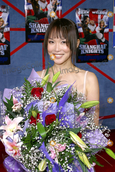 Fann Wong Photo - Photo by Lee RothSTAR MAX Inc - copyright 2003020303Fann Wong at the world premiere of Shanghai Knights(Hollywood CA)