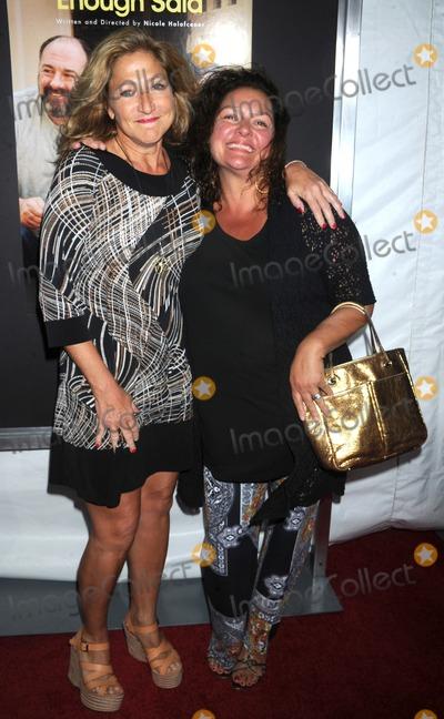 Aida Turturro Photo - Photo by Dennis Van Tinestarmaxinccom2013ALL RIGHTS RESERVEDTelephoneFax (212) 995-119691613Edie Falco and Aida Turturro at the premiere of Enough Said(NYC)
