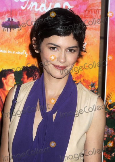 Audrey Tautou Photo - Photo by Dennis Van TinestarmaxinccomSTAR MAX2014ALL RIGHTS RESERVEDTelephoneFax (212) 995-119671614Audrey Tautou at the premiere of Mood Indigo(NYC)