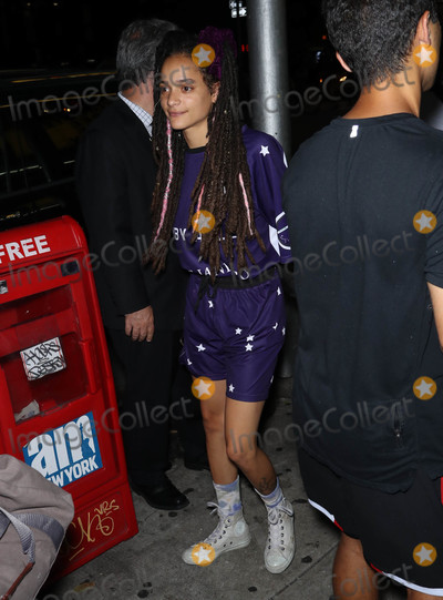 Sasha Lane Photo - Photo by John NacionstarmaxinccomSTAR MAX2018ALL RIGHTS RESERVEDTelephoneFax (212) 995-11968718Sasha Lane at the premiere of Skate Kitchen in New York City