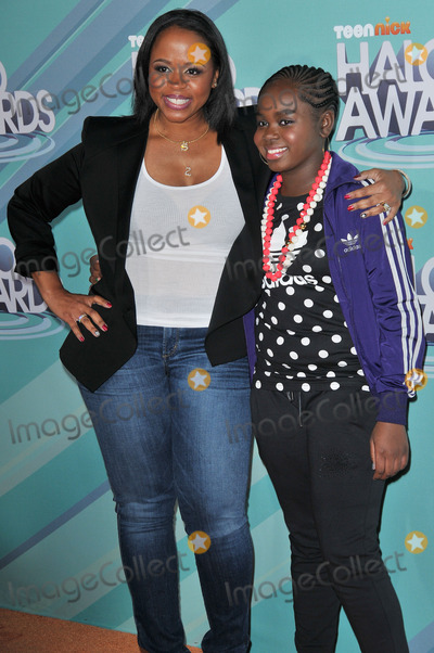 Cori Broadus Photo - Shante Broadus and Cori Broadus  at the 2011 TeenNick Halo Awards held at the Hollywood Palladium Theater