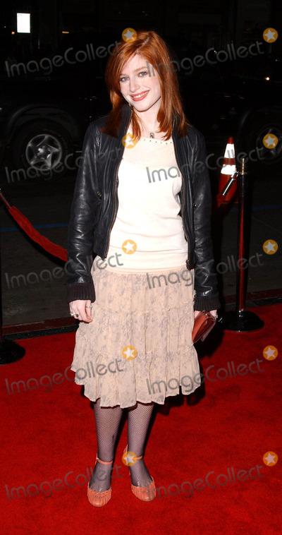 Zena Grey Photo - Photo by Lee Rothstarmaxinccom200412604Zena Grey at the world premiere of In Good Company(Hollywood CA)