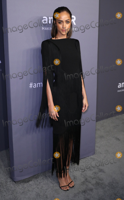 Alanna Arrington Photo - Photo by zzJohn NacionstarmaxinccomSTAR MAXCopyright 2019ALL RIGHTS RESERVEDTelephoneFax (212) 995-11962619Alanna Arrington at the amfAR Gala New York AIDS Research Benefit held at Cipriani Wall Street in New York City(NYC)