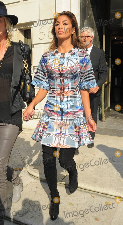 Alice Temperley Photo - Photo by KGC-102starmaxinccomSTAR MAX2014ALL RIGHTS RESERVEDTelephoneFax (212) 995-119691414Nicole Scherzinger is seen leaving the Alice Temperley Fashion Show during London Fashion Week 2014(London England)