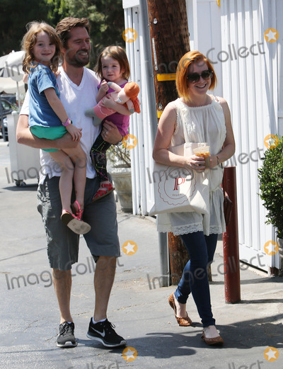 Alexis Denisof Photo - Photo by EPARFstarmaxinccomSTAR MAX2014ALL RIGHTS RESERVEDTelephoneFax (212) 995-119671014Alyson Hannigan with her husband Alexis Denisof and their two daughters Satyana Marie Denisof and Keeva Jane Denisof are seen in Los Angeles CA