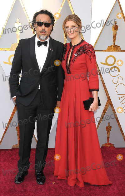 Alejandro Gonzalez Inarritu Photo - Photo by GalaxystarmaxinccomSTAR MAXCopyright 2018ALL RIGHTS RESERVEDTelephoneFax (212) 995-11963418Alejandro Gonzalez Inarritu and Maria Eladia Hagerman at the 90th Annual Academy Awards (Oscars) presented by the Academy of Motion Picture Arts and Sciences(Hollywood CA USA)
