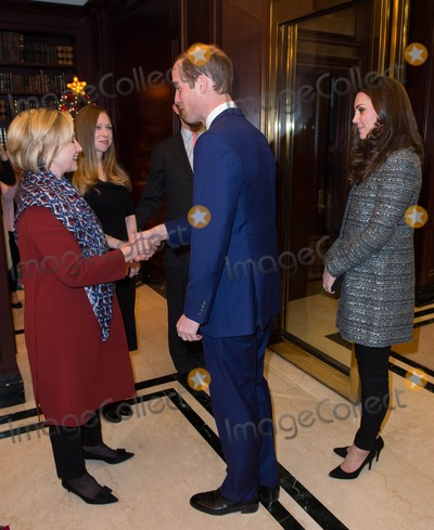 THE CLINTONS Photo - Photo by KGC-178starmaxinccomSTAR MAX2014ALL RIGHTS RESERVEDTelephoneFax (212) 995-119612814Prince William The Duke of Cambridge Kate Middleton Catherine The Duchess of Cambridge Hillary Clinton Chelsea Clinton and Marc Mezvinsky attend the Conservation Reception at the residence of the British Consul General in New York City  The reception was co-hosted by the Royal Foundation and the Clinton Foundation in recognition of the conservation work carried out by Tusk and The United for Wildlife Partners The Wildlife Conservation Society Conservation International and The Nature Conservancy(NYC)