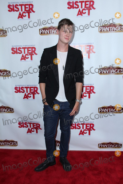 Austin Anderson Photo - Photo by GPTCWstarmaxinccom2013ALL RIGHTS RESERVEDTelephoneFax (212) 995-11967913Austin Anderson at the premiere of Sister Act(Los Angeles CA)
