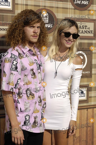 Roseanne Photo - Blake Anderson and Rachel Finley during The Comedy Central Roast of Roseanne held at the Hollywood Palladium on August 4 2012 in Los AngelesPhoto Michael Germana Star Max